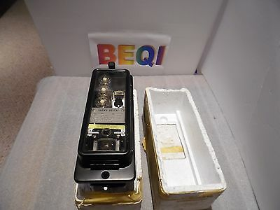 Brown Boveri & Co. D22se2 Differential Relay, Antique, Collectable, Rare New