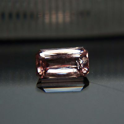 Rare! 1.51 Ct Change Color Natural Pinkish To Red Garnet (Ccg-203)