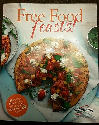 slimming world book- free food feasts
