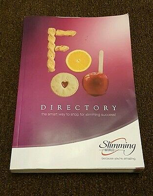 slimming world book- food directory 2010
