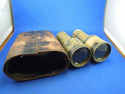 Antique 19th Century Field Glasses Binoculars Theatre Field Marine NY Paris