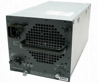 USED Cisco WS-CAC-3000W 3000W AC-input Power Supply FAST SHIPPING
