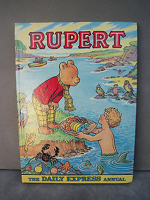 1975 Rupert Annual. Excellent Condition