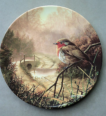 """Royal Doulton, """"Dawns Bright Herald"""". Collectable Plate."""