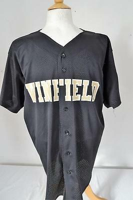 WINFIELD  'DIXIE YOUTH BASEBALL' Top    Augusta   Adult Size - XL          473 B