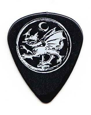 Cradle Of Filth Hammer Of The Witches Demon Black Guitar Pick - 2016