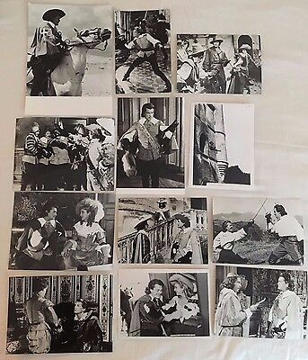Le Masque De Fer - Marais - Rochefort - C. Auger - Lot 12 Photos Cinema Presse
