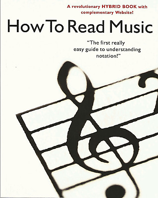 LEARN HOW TO READ MUSIC Easy Beginners Guide Lessons Really Simple Theory Book