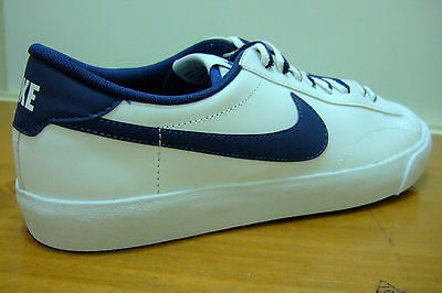 Original Mens Nike Tennis Classic Ac White Leather Sports Casual Retro Trainers