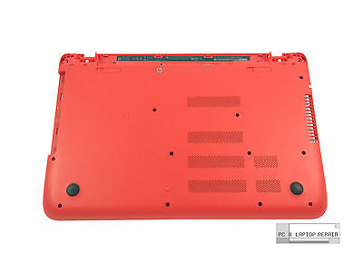 OEM HP Pavilion 15-P Laptop Red Bottom Base Case Cover & Speakers EAY1400101A