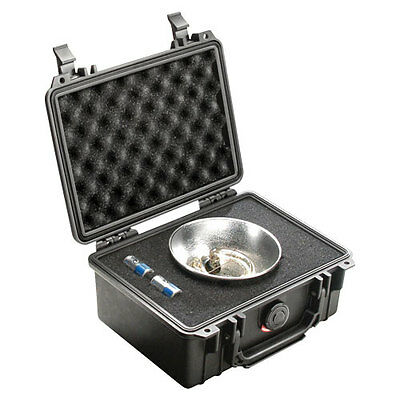 Pelican 1150B Small Protective Black Case with Foam
