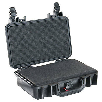 Pelican 1170B Small Protective Black Case with Foam