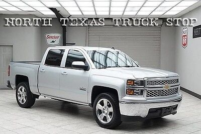 2014 Chevrolet Silverado 1500 LT Crew Cab Pickup 4-Door 2014 Chevy Silverado 1500 LT TEXAS EDITION Navigation 1 TEXAS OWNER
