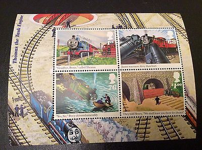 Gb Stamps Mini Sheets Mint Unmounted Thomas The Tank Engine