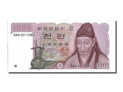 [#202295] South Korea, 1000 Won, KM #47, UNC(65-70), 0317581