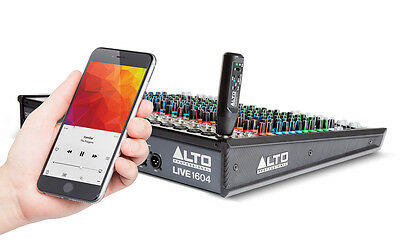 Alto Bluetooth Total Funkübertragungssystem aktive Lautsprecher Receiver XLR