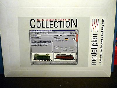 Modellplan 7102 Collection of Märklin 00/H0 from the year 1935 to 2000,Excellent