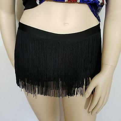 British Invasion Dance Costume Fringed Shorts Only Child & Adult Sizes Clearance