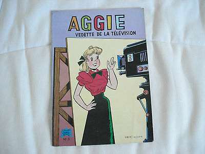 Aggie / Tome 3 / 1974 / Be / Spe