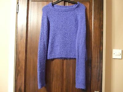 New Look Blue Jumper,  Age 14 - 15 years