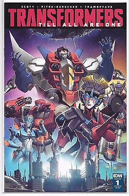 Transformers Till All Are One 1 RI B Starscream Variant RARE 1:25 Milne NM