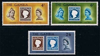 Gambia 233/35 **