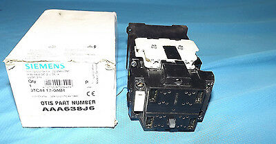 Siemens 3TC44170AB4 Electric DC Motor Contactor Starter 3TC44 17-0AB4   **NEW**