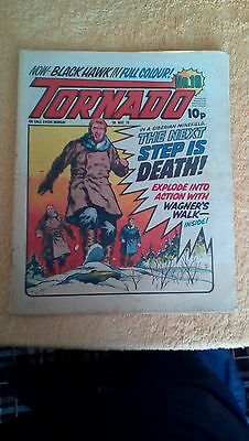 TORNADO Comic - No 10 - Date 26/05/1979 - UK Paper Comic FREE UK P&P