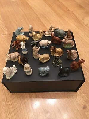 Wade Whimsies Job Lot ( Possibly Some Rare)