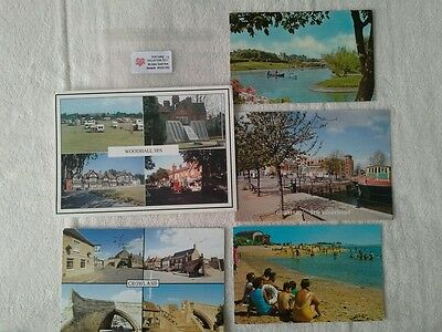 Lincolnshire   Collection Of Postcards  Lot 67