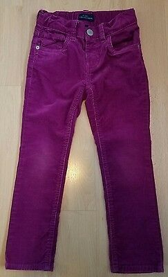 children's place girls corduroy pants skinny purple 5 5T