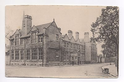 Old Building Possibly School College University Hotel ? Unknown Location Where ?