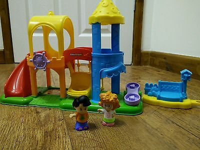 Little People Park Set and Figures
