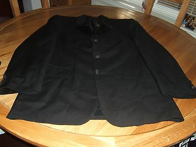 MENS FORMAL SINGLE BREASTED 3 Button DINNER SUIT, 2 PIECE SUIT, EVENING WEAR