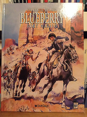 Blueberry - Fort Navajo - comme neuf