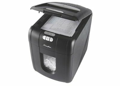 Swingline Paper Shredder, Stack-and-Shred 100X Auto feed, Super Cross-Cut,...NEW