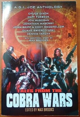 IDW - Book - Tales From The Cobra Wars, A G.I. Joe Anthology (2011)