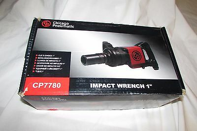 Chicago Pneumatic CP7780 1-Inch Drive Heavy Duty Air Impact Wrench NEW