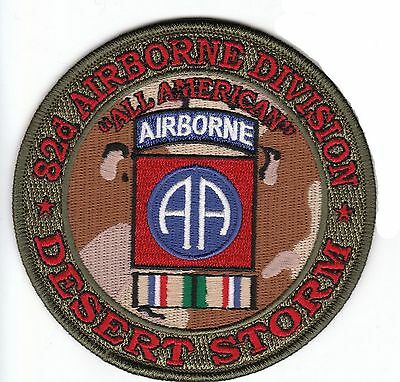 82nd Airborne Division Desert Storm Patch