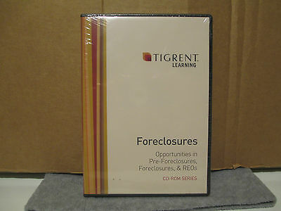 Tigrent learing Foreclosures cd-rom series