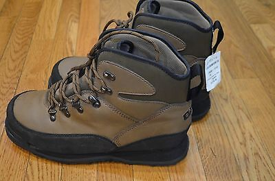 Orvis Ultralight Wading Boots Rubber Size 10 List $179