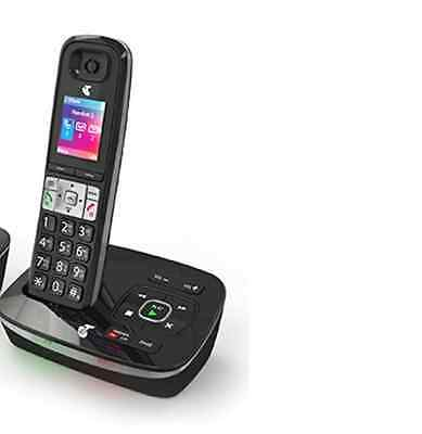 TELSTRA SINGLE HANDSET 301 Call Guardian Qaltel CORDLESS HOME PHONE ANS/MACHINE