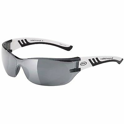 Northwave Space Water Repellent Cycling / Bike Sunglasses - White / Black