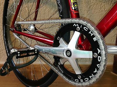 Flexibler COLOR Kettenschutz Chaincover mitlaufend Singlespeed,Fixie,BMX NEW