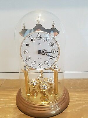 VINTAGE koma west germany dome anniversary clock west germany