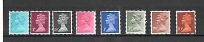 ERROR MACHIN DECIMAL MISSING OMITTED PHOSPHOR SG CAT £165 STAMPS MNH  definitive