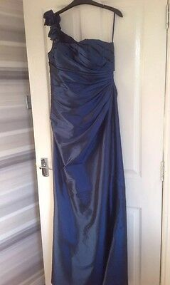 Midnight/Royal Blue Ball Gown/Prom/ Bridesmaid Dress/Evening Gown Size 12