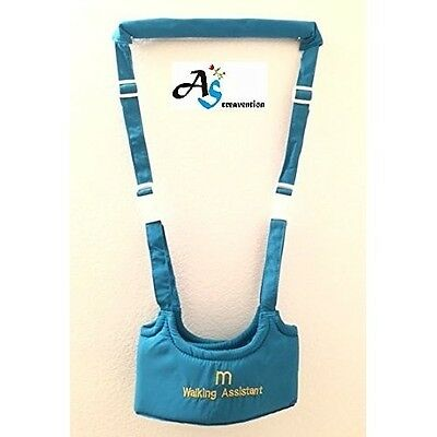 Baby Walking Assistant Protective Carry Belt Toddler Kid Harness Learning Walker