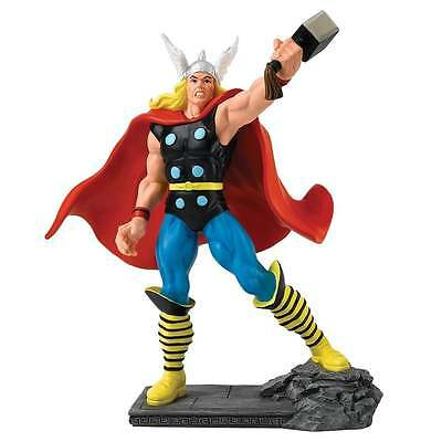 Marvel by Enesco Thor Marvel Figurine New Boxed A27602