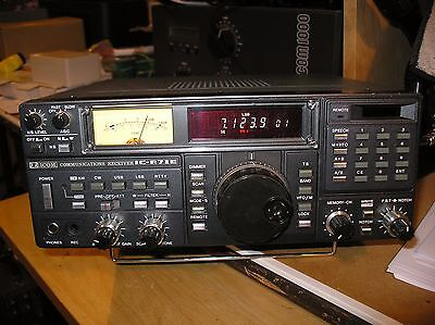 Icom IC-R71E Communications Receiver